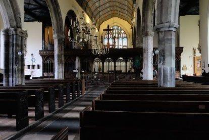De Souvereign  Church van Dartmouth.